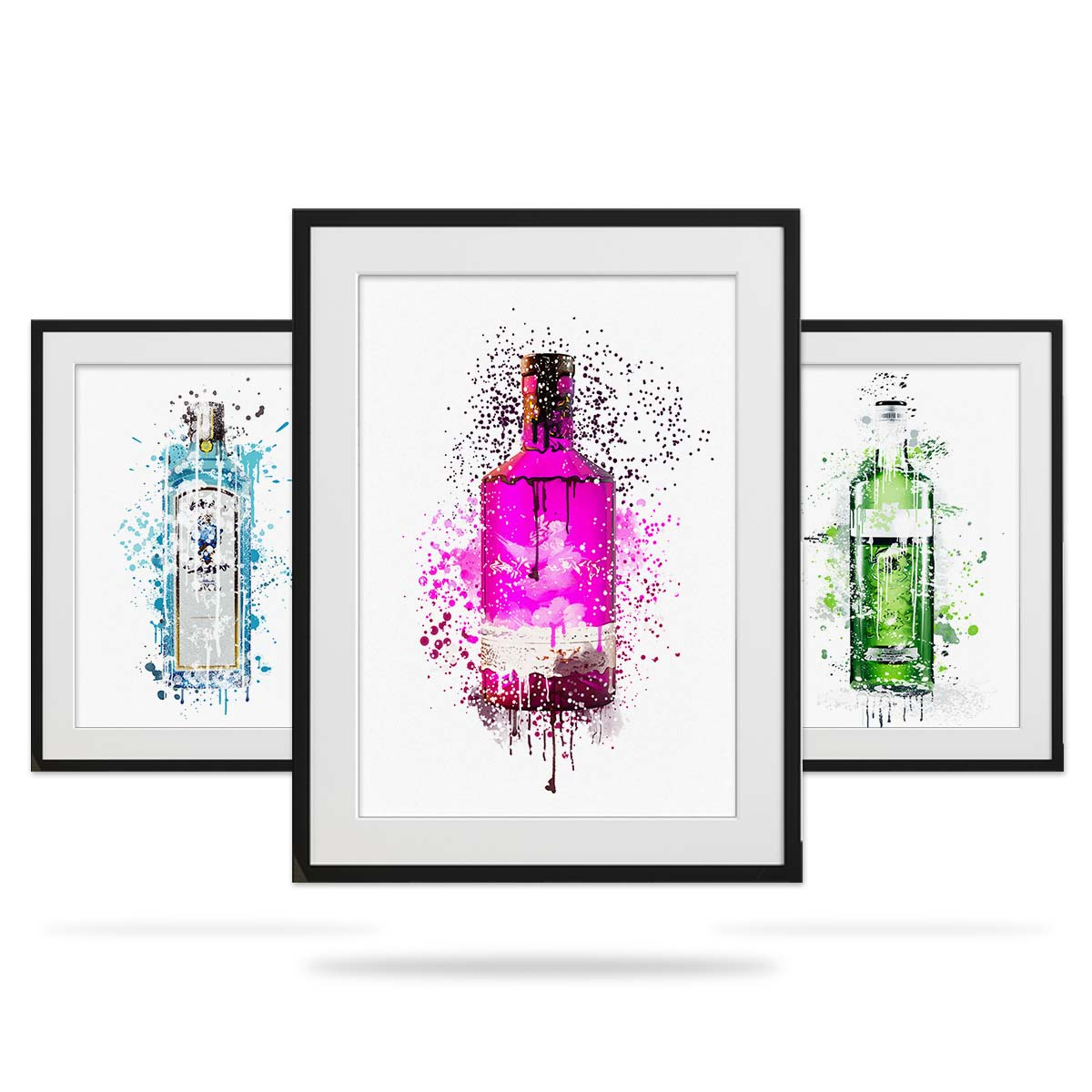 The Gin Bottle Collection